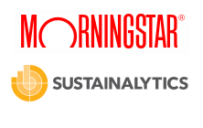 Sustainalytics and Morningstar